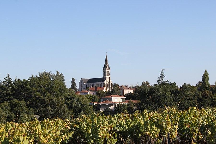 Église Saint-Martin, Fr-44-Gorges.