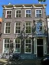 foto van Huis met ondiepe voorbouw