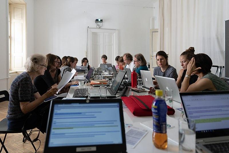 Datei:WMAT Workshop Volkskundemuseum Wien 03.jpg