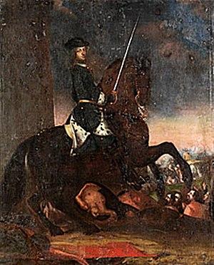 Anna Maria Ehrenstrahl - Anna Maria Ehrenstrahl, King Karl II of Sweden