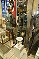 WW2 Norway. Polizeioberwachtmeister der Schutzpolizei; Hauptmann der SP; Norw. police major (politikommandør) 1942; Norw. SS- Rottenführer etc Justismuseet Trondheim 2019 3149.jpg