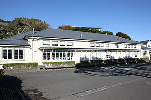 Wadestown, New Zealand - Wadestown Side School