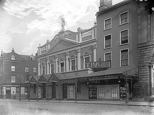 Tivoli Variety Theatre - The Tivoli c.May 1915