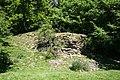 Walls across the moat - geograph.org.uk - 1328069.jpg