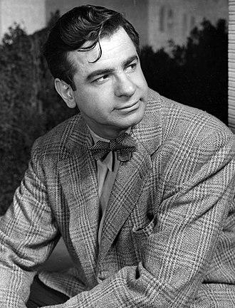 Walter Matthau - Matthau in 1952