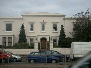 Walton, Aylesbury - Image: Walton Lodge Aylesbury