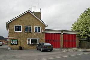 Oxfordshire Fire and Rescue Service - Wantage Fire Station