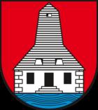Das Wappen von Bad Dürrenberg