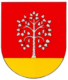 Coat of arms of Bürchau