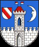 Das Wappen von Glauchau