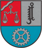 Das Wappen von Hemmoor
