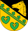 Coat of arms of Mustin (Ratzeburg)
