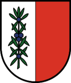 Mieming - Image: Wappen at mieming