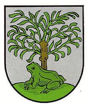 Sankt Alban - Image: Wappen st alban