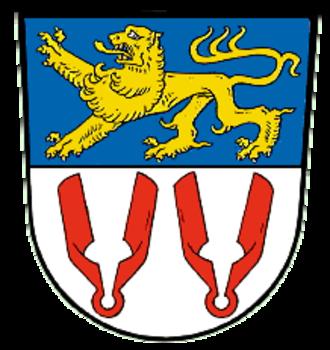 Wilhelmsthal - Image: Wappen von Wilhelmsthal