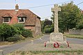 War Memorial, Webbs Green - geograph.org.uk - 238269.jpg