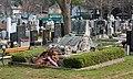 War grave for Austro-Prussian War on the cemetery Mauer in Vienna, Austria-full PNr°0584.jpg