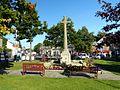 War memorial, Disley.JPG