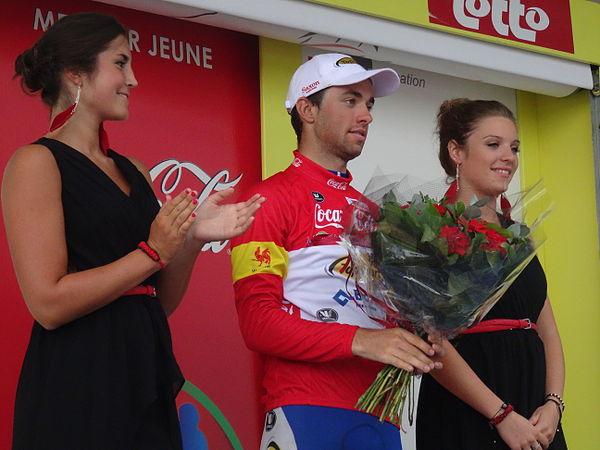 Waremme - Tour de Wallonie, étape 4, 29 juillet 2014, arrivée (D41).JPG