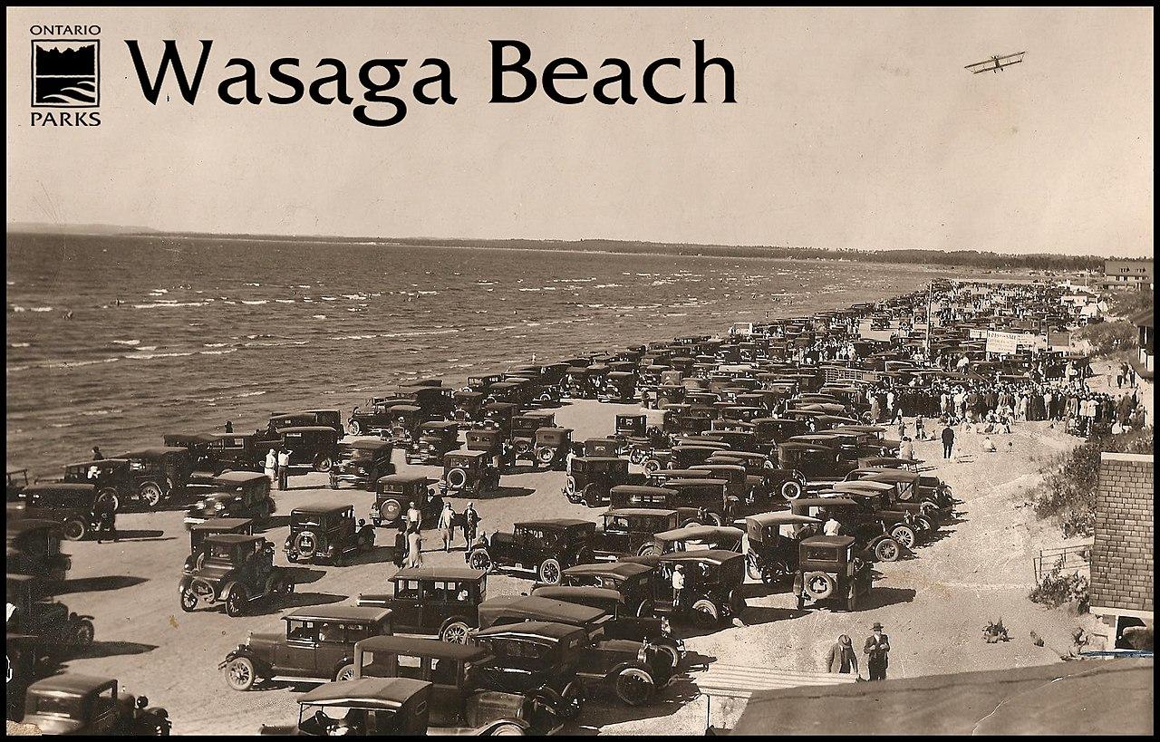 Nancy Island Wasaga Beach