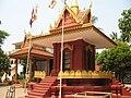 Wat Thmey - Siem Reap memorial.JPG