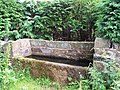 Water Trough, Near Glen Howe, Wharncliffe Side - geograph.org.uk - 1294911.jpg