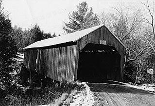 Waterman Covered Bridge