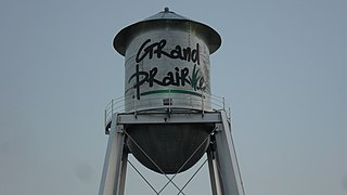 Grand Prairie, Texas City in Texas