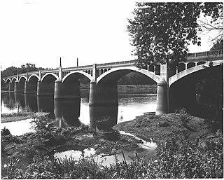 Watsontown River Bridge United States national historic site