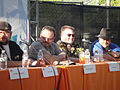 WeHo Book Fair 2011 - Fandom Planet Podcast on Superman (6244842505).jpg