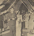 Wedding Mick Lloyd 1945.jpg