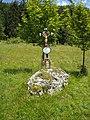 Wegkreuz * Wayside cross - panoramio.jpg