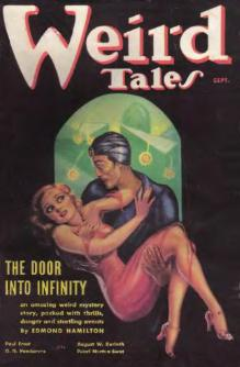 Weird Tales volume 28 number 02.djvu