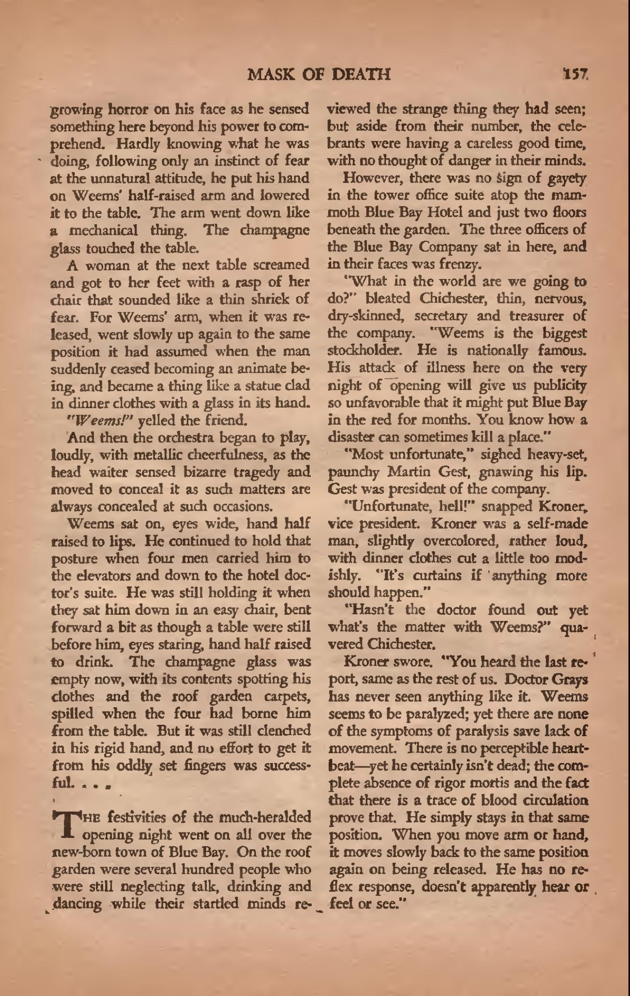 Page:Weird Tales volume 28 number 02.djvu/30 - Wikisource, the free ...