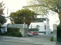 The Australian High Commission, 72 Hobson Street, Thorndon. WellingtonEmbassy-Australia.jpg