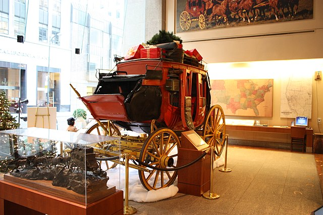 History Of Wells Fargo Wikiwand