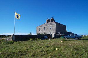 West Manse, Sanday, Orkney