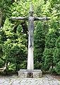 Westfriedhof Innsbruck Barmherzige Schwestern Kruzifix 01.jpg