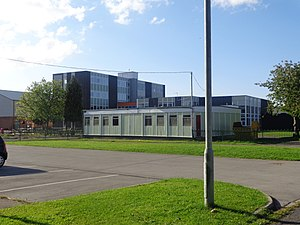 Wetherby High School - Image: Wetherby High School (28th August 2014)