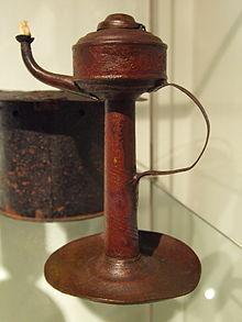 Oil lamp - Wikipedia