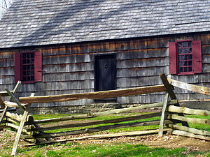 Morris County, New Jersey - Wick House at Morristown National Historical Park