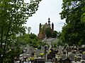 Widok Katedry z terenu nowego cmentarza - panoramio.jpg