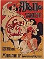 Wien, Apollo-Variété, Plakat zur Eröffnung am 1. September 1904.jpg