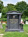 Wiener Zentralfriedhof - Gruppe 40 - Grab von Herbert Prikopa.jpg