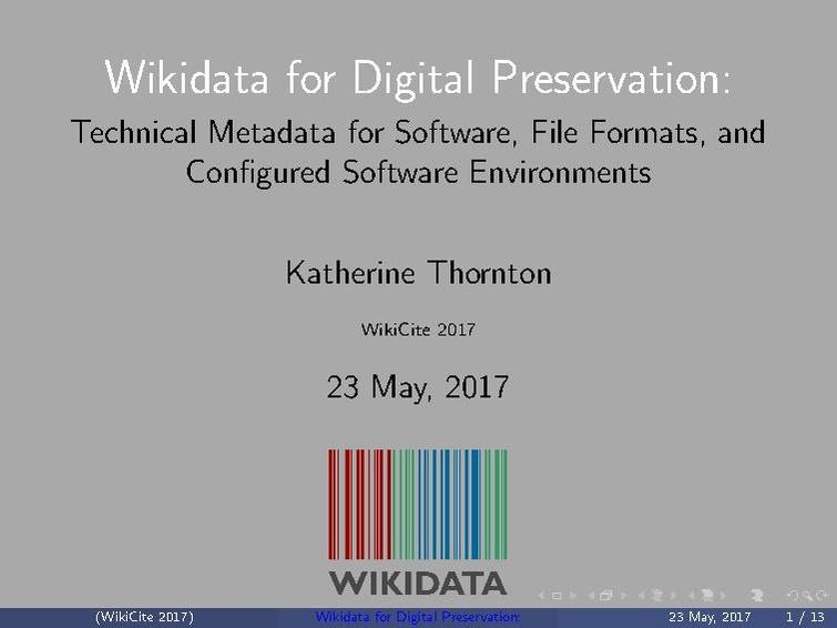 File:Wikicite2017thornton.pdf
