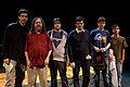 Wikimania 2009 - Richard Stallman en el teatro Alvear con asistentes (2).jpg
