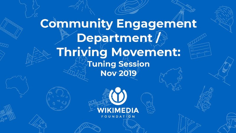 File:Wikimedia Foundation first quarter 2019-2020 tuning session - Community Engagement.pdf