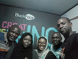 Wikimedia UG Nigeria Radio Program 04.jpg