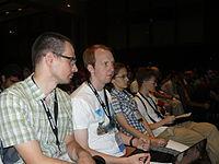 Wikimedia Ukraine on Open Ceremony.JPG