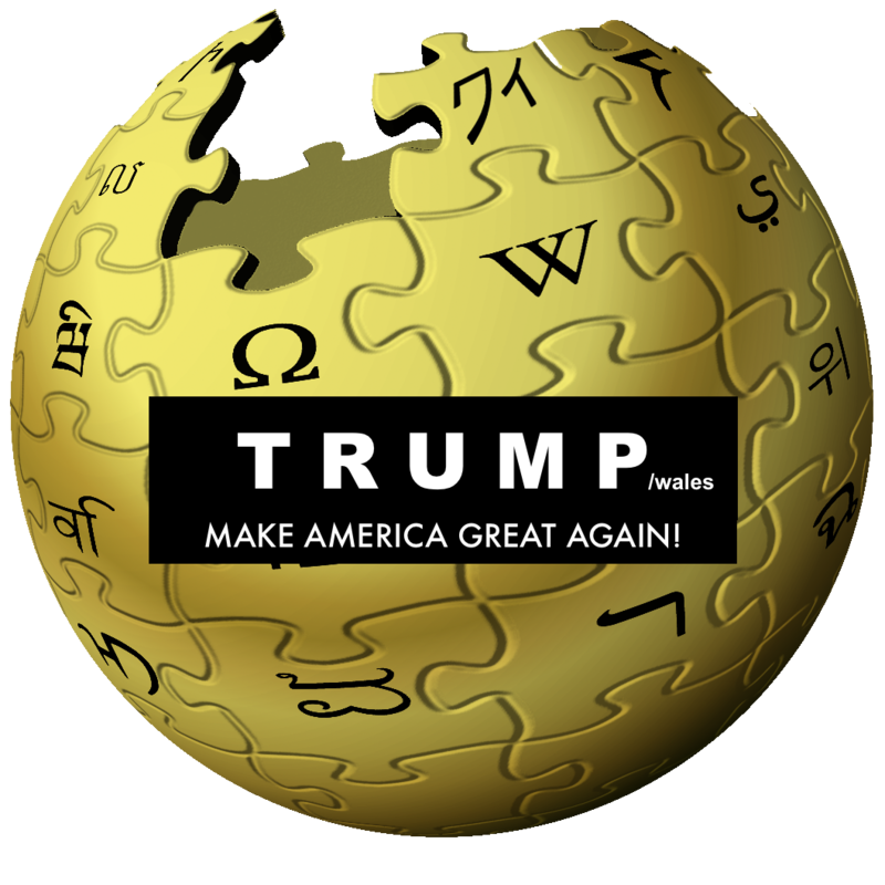 wikipedia trump notes transparent signpost wiki logos commons contains wikimedia icon